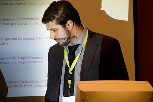 rencontres inria industrie 2012
